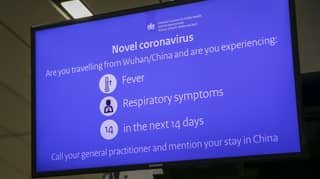 First Two Patients Test Positive For Coronavirus In UK