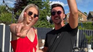 Alton Towers Amputee Leah Washington And Boyfriend Joe Pugh Celebrate Five Years Together