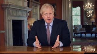 People Compare Boris Johnson's Covid Alert Chart To Nando's Spice Rating