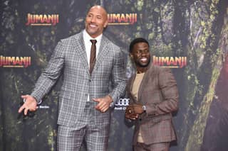 The Rock And Kevin Hart Have The Best Bromance In Hollywood