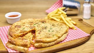Hungry Horse Introduces Lasagne-In-A-Pizza To Make Your Carb Dreams Come True