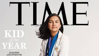 15-Year-Old Scientist And Inventor Named TIME's First 'Kid Of The Year'