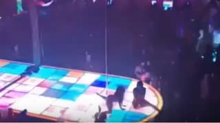 Exotic Dancer Continues To Twerk After Breaking Jaw In 15ft Pole Fall