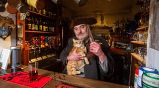 UK's Grumpiest Landlord Has Cat Called Hitler