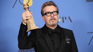 Gary Oldman Wins Best Actor Award At The Golden Globes