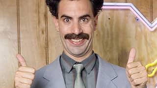 Sacha Baron Cohen Has Completed Borat 2