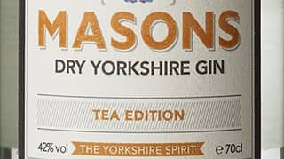 Switch The Kettle On, This Yorkshire Gin Is Flavoured With Tea