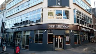 Wetherspoon Announces Plans To Reopen Pubs With Limited Menu And Safety Screens