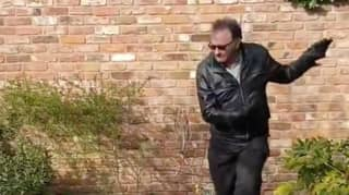 Paul Chuckle Raves In Garden After Recovering From Coronavirus Symptoms