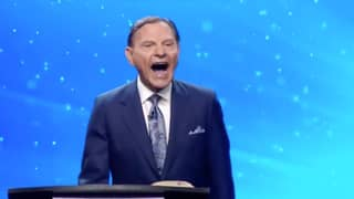 Televangelist Kenneth Copeland's Manic Reaction To Biden Winning Election Is Seriously Disturbing