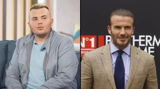 Guy Who 'Spent £20K To Look Like David Beckham' Says Taxpayers Will Pay For His Life