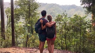 Brit Couple Stranded In Beautiful Indonesian Village During Lockdown