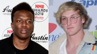 Logan Paul Storms Off Stage During Press Conference With KSI