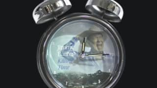 Bookstore Is Giving Away Free Jimmy Barnes Alarm Clocks When You Buy The Singer's Book