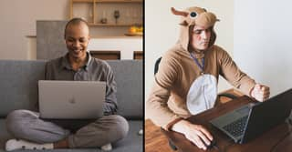 60% Of People Think Wearing Your Pyjamas To Work From Home Is Absolutely Fine