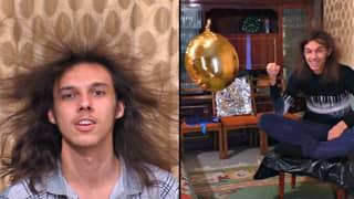 Man Runs One Million Volts Through Himself 'To Get Superpowers'