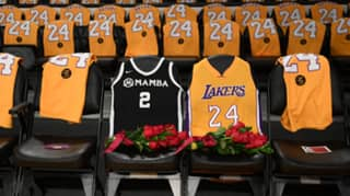 LA Lakers Pay Tribute To Kobe Bryant And Daughter Gianna