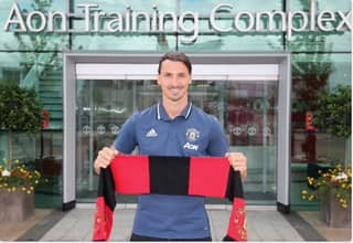 WATCH: Zlatan Ibrahimovic Opens His Manchester United Account In Style