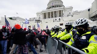 Trump Supporters Violently Storm The Capitol Building Ahead Of Electoral College Count