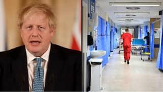 Boris Johnson Thanks 405,000 'Crucial' NHS Volunteers
