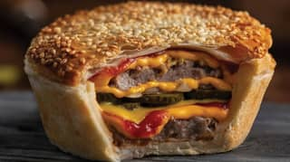 Australian Bakery Chain Is Doing A Pie Stuffed With A Cheeseburger