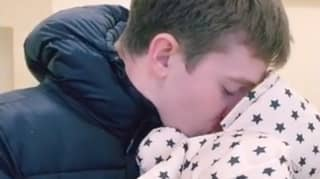 Influencer Who Married Her Stepson Shows Him Their Newborn