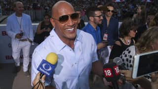Photo Of 'The Rock' Proves He's Actually Getting Younger With Age