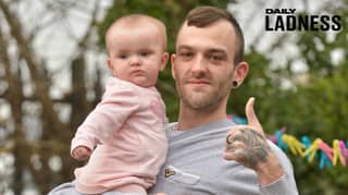 Dad Forced To Help Deliver His Own Baby One-Handed After Breaking Thumb