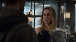 New Avengers: Endgame Trailer Gives Tony Stark and Captain Marvel Reveals