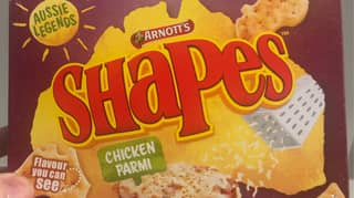 Arnott's Is Releasing Two Versions Of Chicken Parmigiana Shapes To Appease The Masses