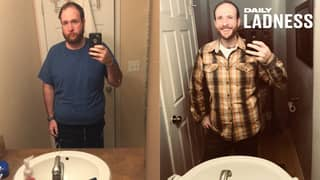 Man Shares His Incredible Transformation After Spending Three Years Sober