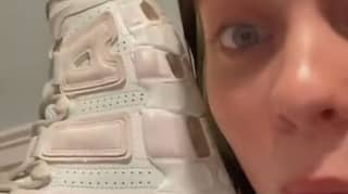 No One Can Agree On The Colour Of Billie Eilish's Trainers
