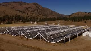 Scientists Pick Up Mysterious Radio Signal From Unknown Source In Deep Space