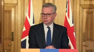 UK Government Says Front Line Coronavirus Testing Is To Start 'Immediately'