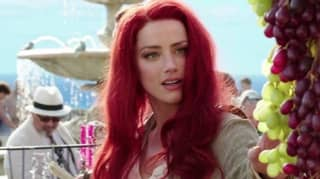 More Than One Million People Sign Petition For Amber Heard To Be Removed From Aquaman 2