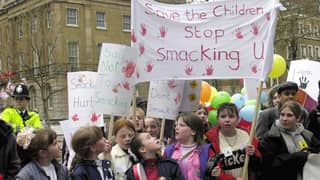 Scotland Becomes The First Part Of The UK To Ban Smacking
