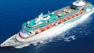 Cruise Ship Halts Tour To Help Those Affected By Hurricane Irma