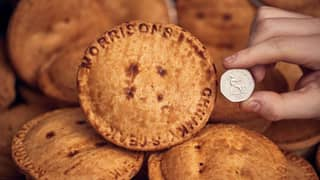 Morrisons Is Selling Freshly-Baked Steak Pies For Just 50p