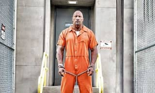 Looks Like The Rock's Getting Locked-Up In The New 'Fast And Furious' Film