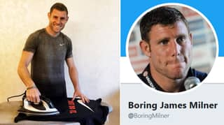 The Real James Milner Joins Twitter, Drops The Most Boring First Tweet Ever