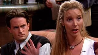 Chandler And Phoebe Were Nearly Cut From The Main Cast Of 'Friends'