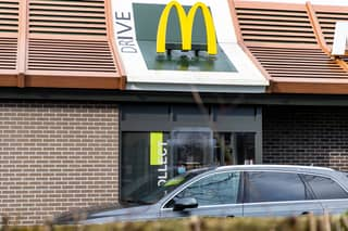 Distraught Woman Calls Police After Missing Out On McDonald's Breakfast
