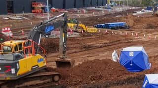 Human Remains Found Near Jaguar Land Rover Site