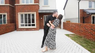 Couple Who Were Living With Parents Win €405k House In Raffle