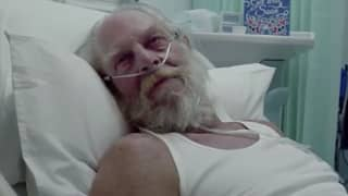 NHS Christmas Ad Showing Santa Sick With Covid-19 Slammed For 'Terrifying' Kids