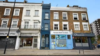 'Thinnest House In London' Goes Up For Sale For Just Under £1m