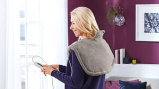 Lidl Is Selling Heated Shoulder, Neck And Back Pads To Ease Pain