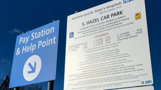 NHS Staff To Get Free Parking At Hospitals During Coronavirus Outbreak