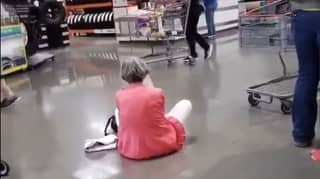 Costco Customer Refuses To Wear Mask As It's Her 'Constitutional Right'