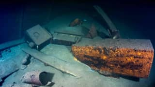 Divers Find Sunken Nazi Ship That Could Contain Lost £250m Amber Room Gold